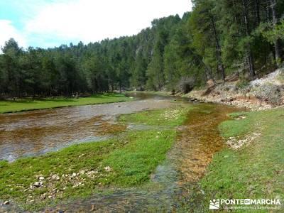 Integral Cañón Río Lobos; senderismo; viajes senderismo;viajes de fin de semana desde madrid